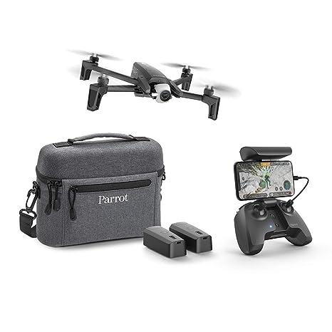 Parrot Anafi Extended, Paquete de Drone con 2 Baterías Adicionales ...