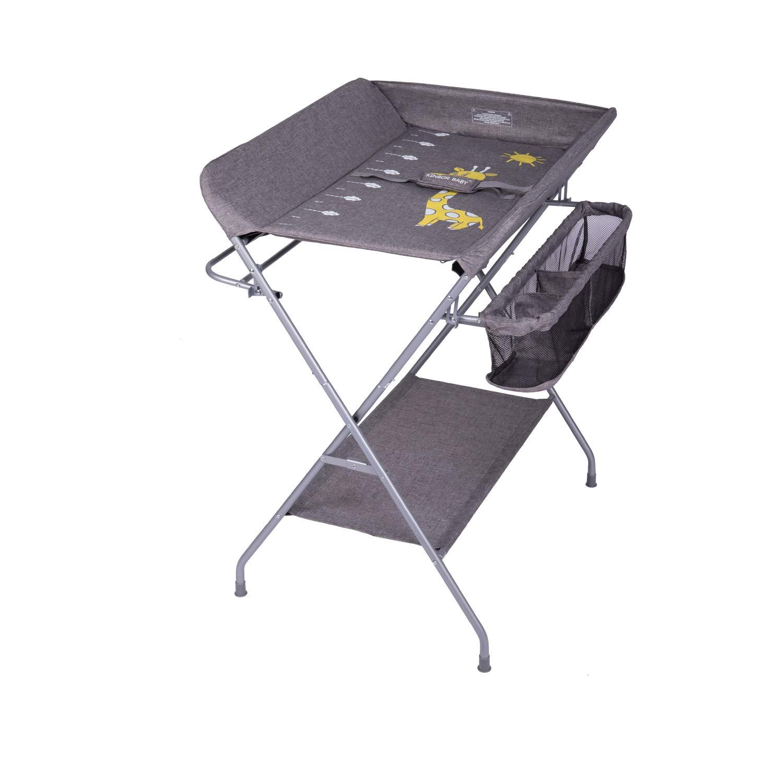- Amazon.com : Kinbor Baby Changing Table, Folding Diaper Station