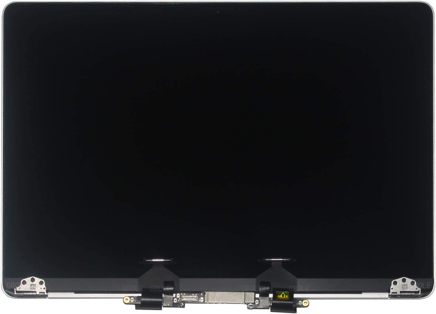 GBOLE Screen Replacement for MacBook Pro A2159 2019 Year EMC3301 MUHN2 MUHP2 MUHQ2 MUHR2 661-12829 Retina Full LCD Screen Complete Top Assembly 13.3