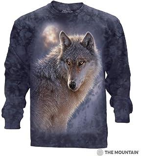 The Mountain The Sheriff Adult Unisex Longsleeve T Shirt