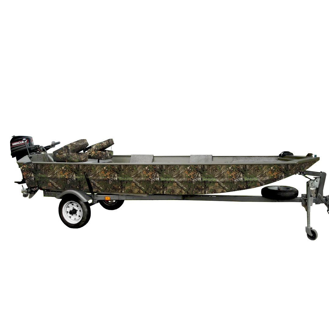 Camowraps PBK-16-MX5 16 Boat Kit with Realtree Max-5 HD Camo Pattern