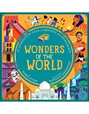 Wonders of the World: An Interactive Tour of Marvels and Monuments