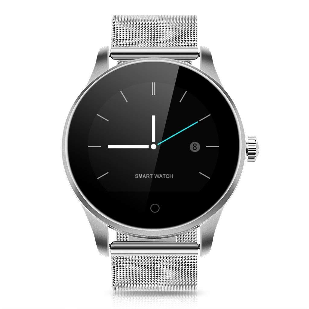 Amazon.com: XHZNDZ K88H – Smart Wrist Watch with Heart Rate ...