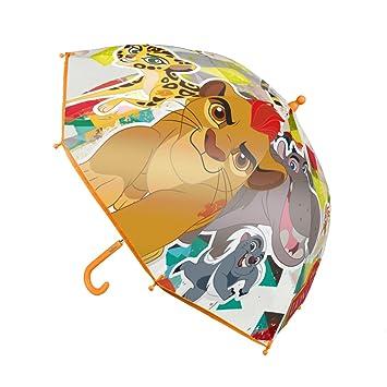 Disney 2400000331 45 cm Rey León Simba y Sus Amigos Junior Paraguas