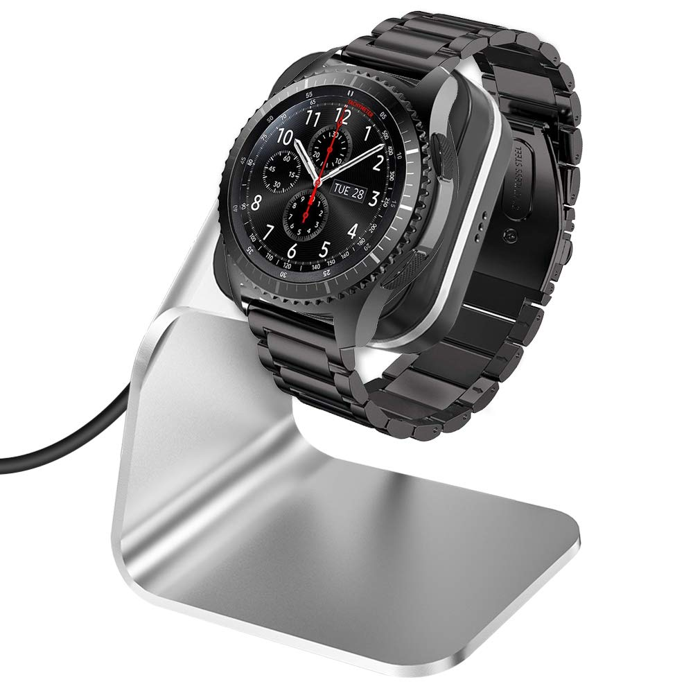 CAVN Base de Cargador para Samsung Galaxy Watch 42 mm / 46 ...