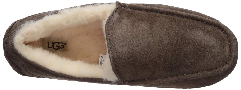 UGG Ascot Zapatillas de estar por casa Hombre, Café, 43 EU: Ugg: Amazon.es: Zapatos y complementos