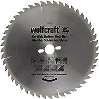 Wolfcraft 6682000 6682000-1 Hoja de Sierra Circular HM