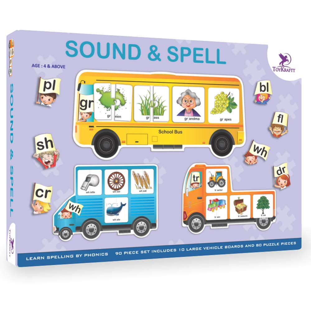 Find The Phonic Sound Game