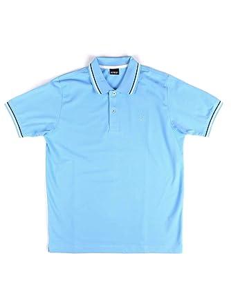 Key up 2Q70G 0001 Polo Hombre Azul XL: Amazon.es: Ropa y accesorios
