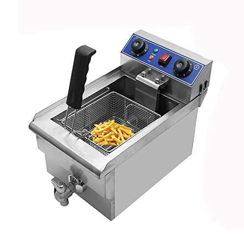 Belovedkai Electric Deep Fryer Review