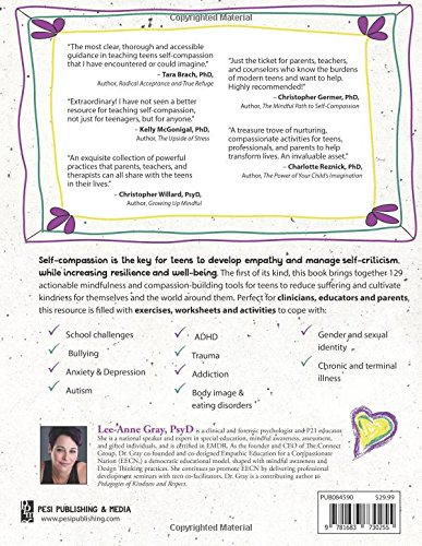 Self-Compassion for Teens: 129 Activities & Practices to Cultivate ...