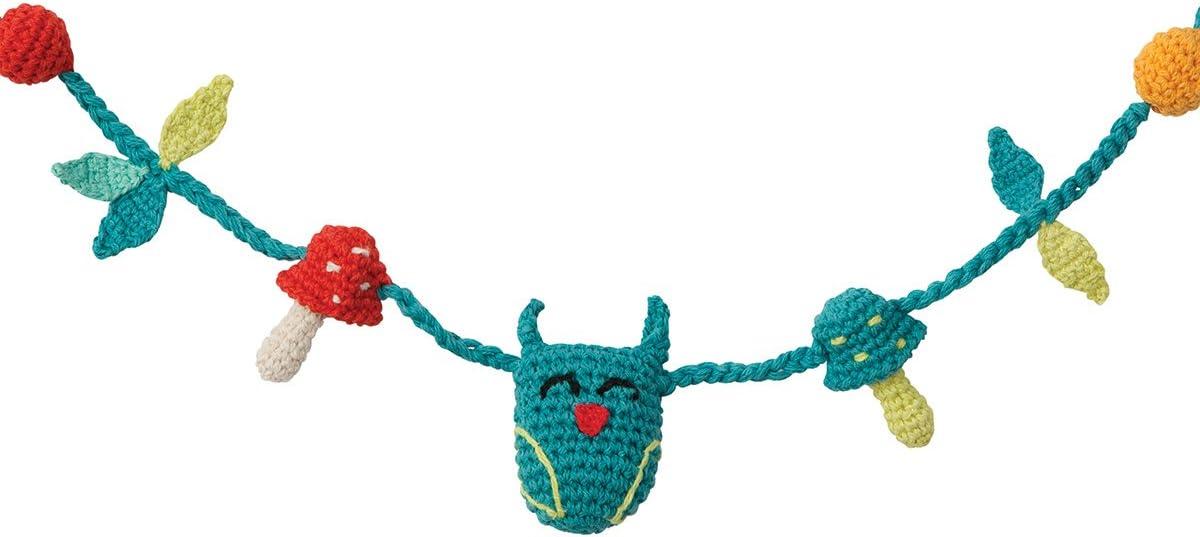 Hoppa Kinderwagenkette aus Baumwolle