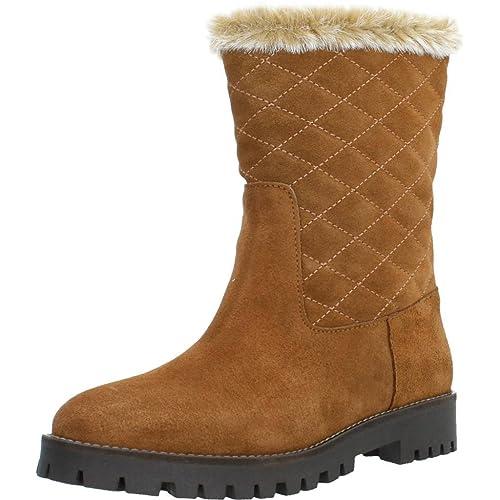 Botas para Mujer, Color marrón, Marca ALPE, Modelo Botas para Mujer ALPE 3485 11 Marrón: Amazon.es: Zapatos y complementos