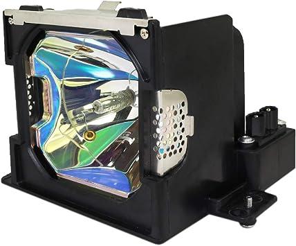 Lutema Platinum Lámpara con Carcasa para Proyector Canon LV-7555F ...