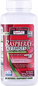 Kyolic Raspberry Ketones 60 Caps, 100 Mg