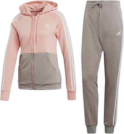 características sobresalientes guapo la compra auténtico adidas Women's Wts Game Time Tracksuit: Amazon.co.uk: Sports & Outdoors