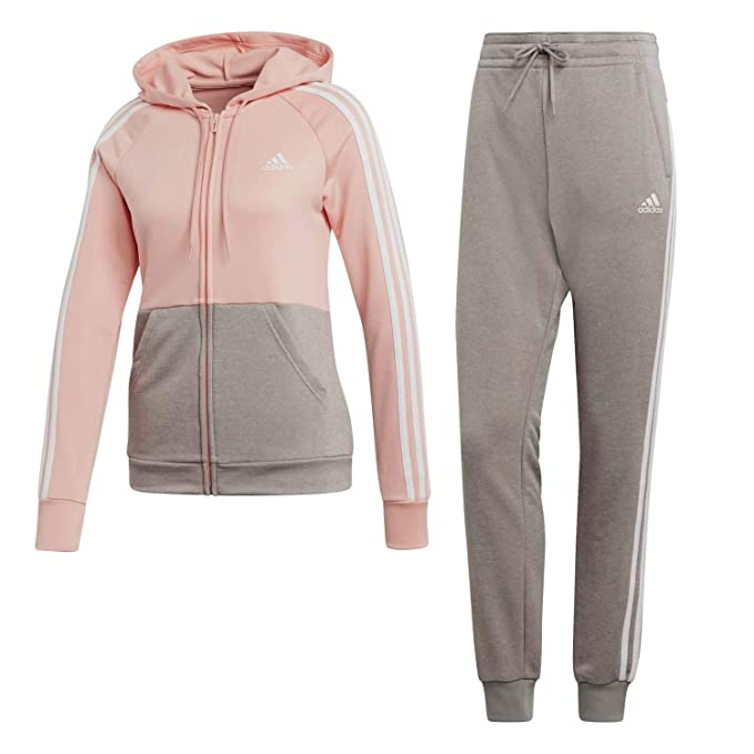 adidas WTS Game Time Tracksuit, Mujer: Amazon.es: Deportes y aire ...
