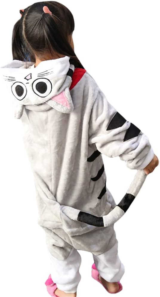 Free Fisher Kinder Disfraz de animales, pijama, trajes, enterizos