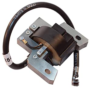 Stens 440-425 Solid State Module, Replaces Briggs and Stratton: 493237, 590454, 692605, 802574, Use with 130-106 Spark Plug, 130-42Carded Spark Plug, Gray