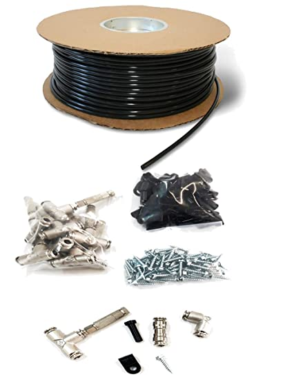 Mosquito Misting System Expansion Kit