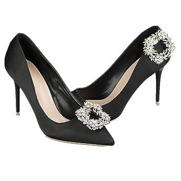 Diseño Zapatos Mujer 1 De Para Con Casualffashion Par Broches hQtrsd