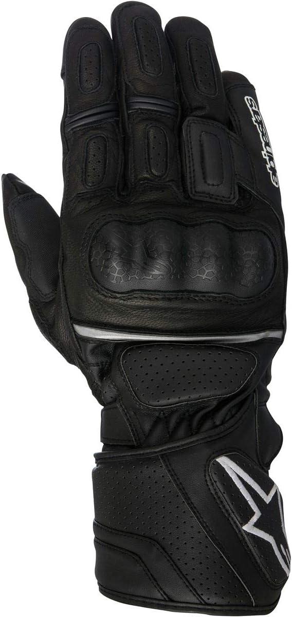 Gants de moto Alpinestars SP-Z Noir En cuir /étanche