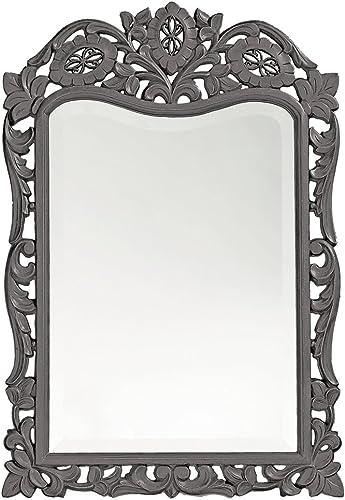 Howard Elliott 4085CH St. Agustine Mirror, Charcoal Gray