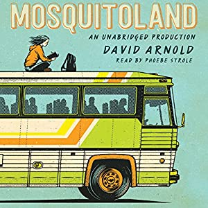 Mosquitoland Hörbuch
