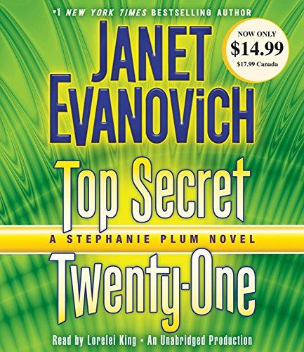 Top Secret Twenty-One: A Stephanie Plum Novel