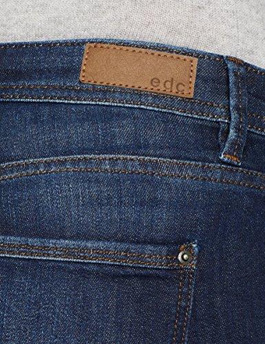 Blue Esprit edc Jean 902 Bleu Medium Femme Droit by Wash YqAwBv