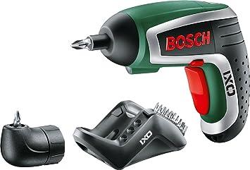 Bosch IXO 4 Upgrade Medium - Destornillador (Ión de litio, 3 ...