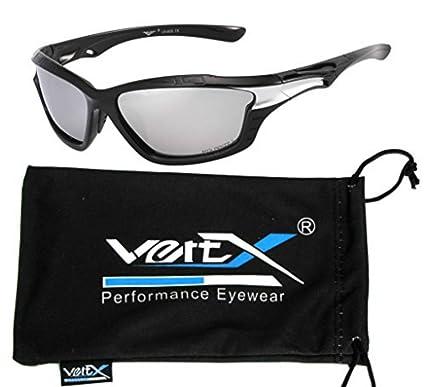VertX Varonil Polarizado Gafas de Sol Deporte Ciclismo Correr al aire libre