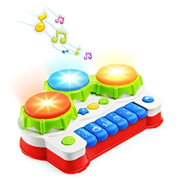 Amazon Com Nextx Baby Musical Toys Keyboard Piano Electronic