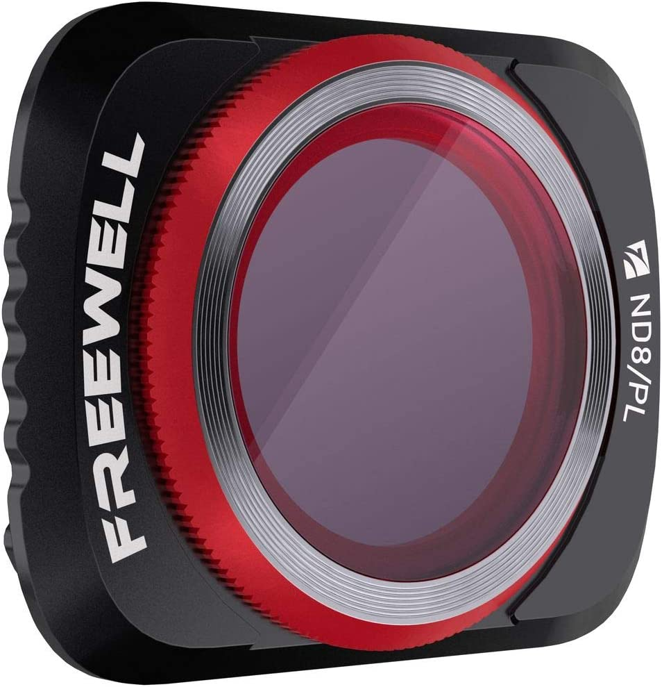 Freewell Nd8 Pl Hybrid Camera Lens Filter Compatible Camera Photo