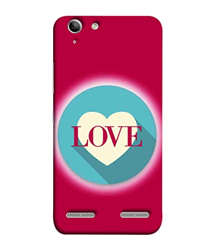 quality design 65c5a 4dce4 Printfidaa Love with Heart Image Red Background: Amazon.in: Electronics