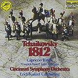 Classical Music : Tchaikovsky: 1812 Overture / Capriccio Italien / Cossack Dance from Mazeppa