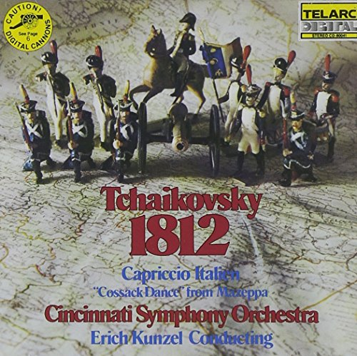 Tchaikovsky: 1812 Overture / Capriccio Italien / Cossack Dance from - Outlets Prime Cincinnati