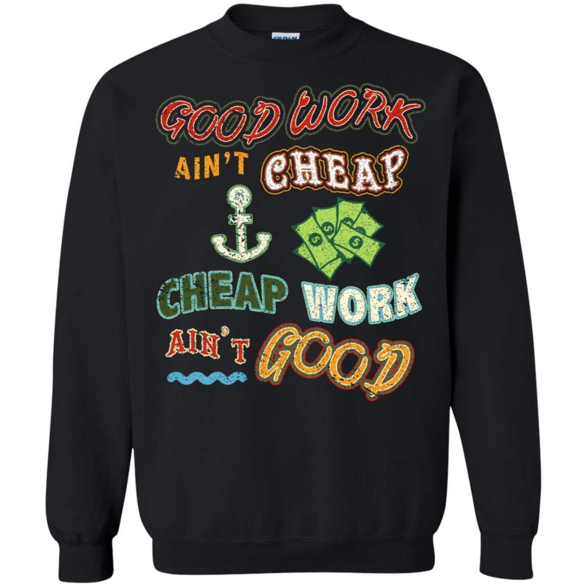 Teelesto Gook Work Aint Work Aint Good Shirt