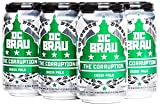 DC Brau The Corruption India Pale, 6 pk, 12 oz cans, 6.8% ABV