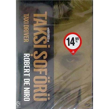 Taxi Driver - Taksi Şöförü (DVD): Amazon.es: Robert de Niro, Jodie Foster, Martin Scorsese, Birfilm: Cine y Series TV
