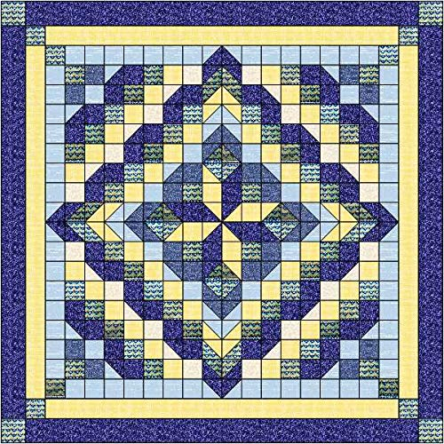 Buy queen quilt kits with fabric and pattern precut
