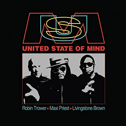 Robin Trower Maxi Priest Livingstone Brown - United State of Mind