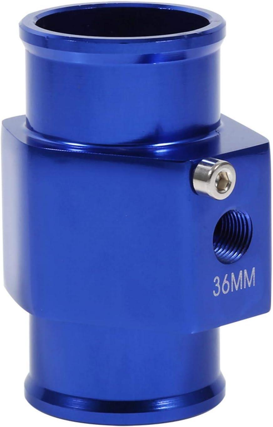 adattatore del sensore della temperatura dellacqua prevenzione del surriscaldamento dei materiali di alta qualit/à del conducente addetto alla Manometro del tubo del radiatore