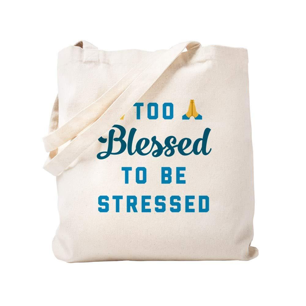 Amazon com: CafePress Emoji Too Blessed To Be Stressed