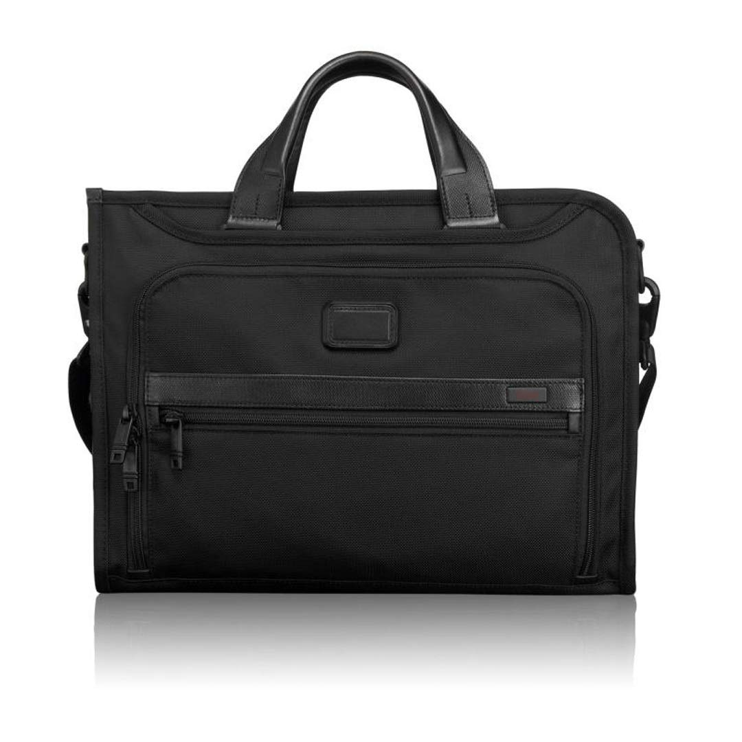 MLMHLMR Mens Business Waterproof Portable Briefcase 16 Inch Computer Bag Casual Shoulder Bag 30.4x40.6x7.6cm Briefcase
