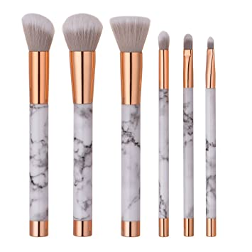 ITME [Upgrade Version] Premium Makeup Brush Set Synthetic Cosmetics  Foundation Powder Brush,