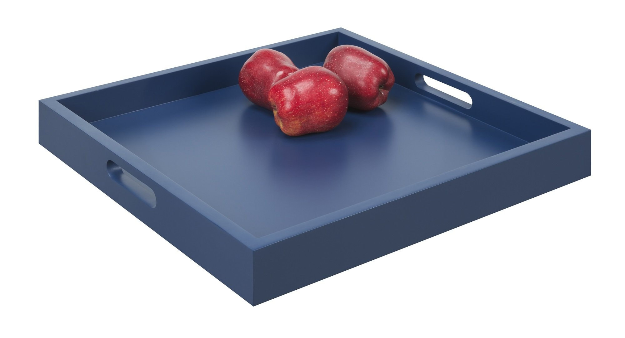 Convenience Concepts Palm Beach Serving Tray, Blue