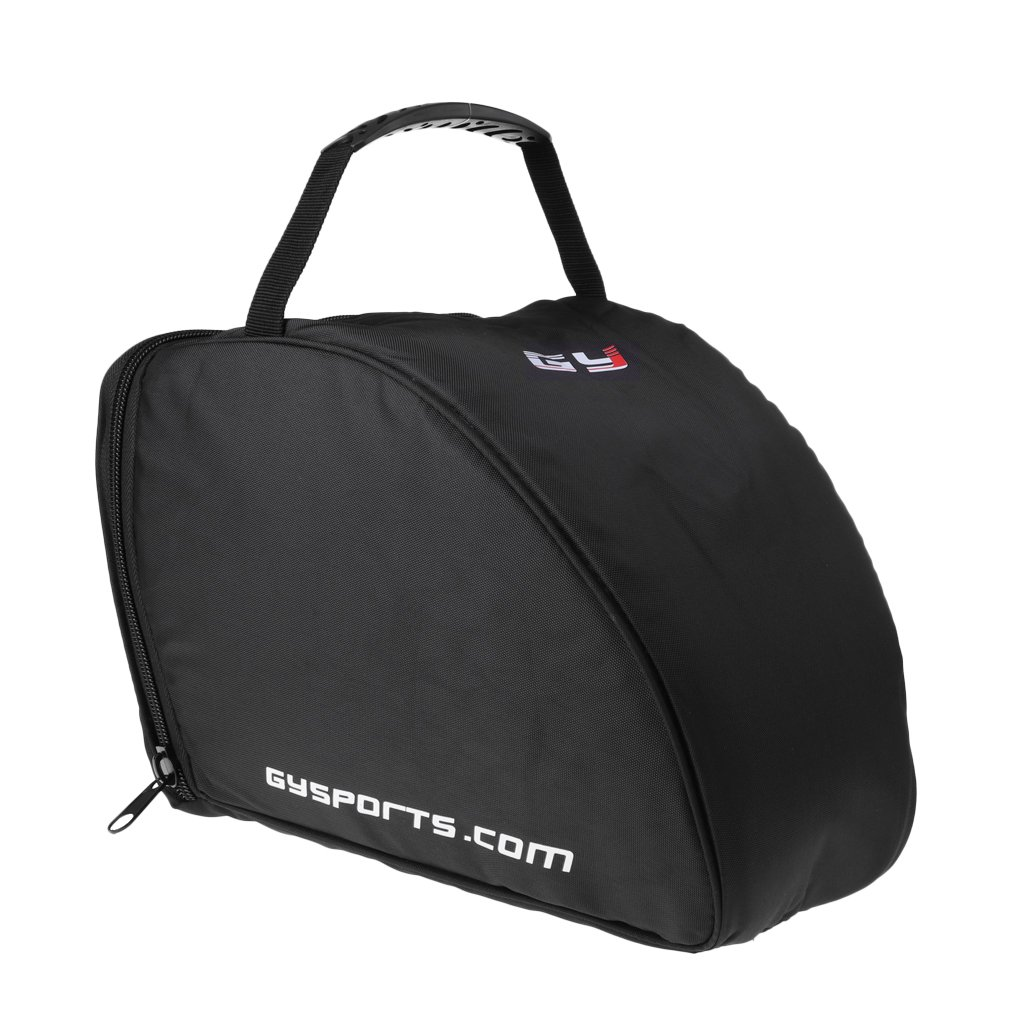 D DOLITY Professional Padded Equipment Bag for Ice Hockey Helmet Goalie Mask Carrying Storage Bag