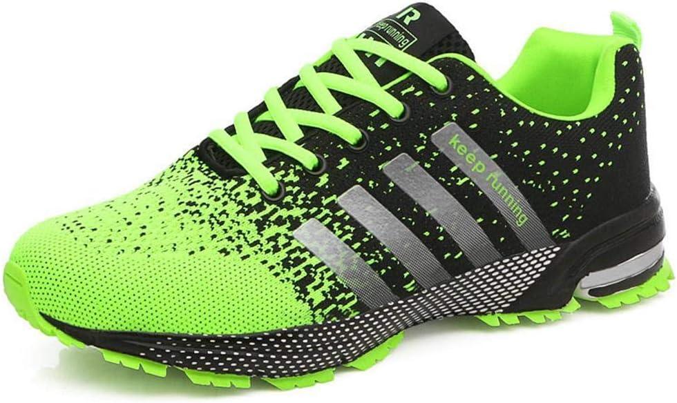 adolenb Zapatillas de Deporte para Correr Snake Zapatos para Correr para Hombre Zapatillas de Correr para Hombre Zapatillas Deportivas Transpirables y Deportivas: Amazon.es: Jardín