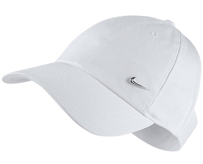 Nike Casquette Sportswear Blanc Taille: Réglable: Amazon.fr ...